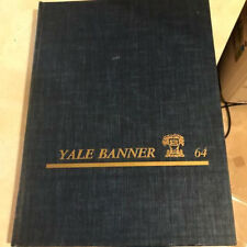 "1964 ""The Yale Banner""  YALE UNIVERSITY YEARBOOK  New Haven CT"