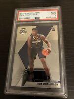 2019 Panini Mosaic #209 Zion Williamson Pelicans RC Rookie PSA 9 MINT