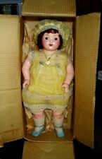 "MIB! Antique Composition 24"" EFFANBEE Shoulder plate BABY DOLL"