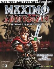 Maximo vs. Army of Zin by Doug Walsh (2004, Paperback)