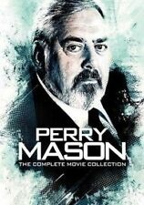 Perry Mason The Complete Movie Collection 15 Discs DVD