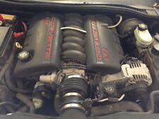 corvette LS 2 engine motor