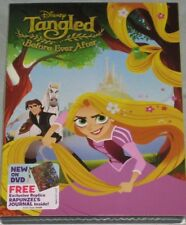 Tangled: Before Ever After (DVD, 2017) Disney Channel New with slip cover