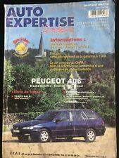Revue Technique Carrosserie; PEUGEOT 406 Breaks 5 portes - Essence/ Turbo Diesel