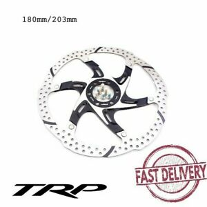 TRP TRP-33 MTB Road Bike 2-Piece Disc Brake Rotor 180mm/203mm HY/RD Spyre