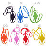 1PC Silicone Lanyard Case Cover Holder Sling Necklace Wrist Strap For Cell Phone