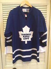 Vintage Toronto Maple Leafs Jersey CCM Made in Canada Medium NHL Hockey