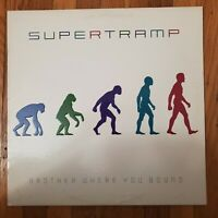 SUPERTRAMP Brother Where You Bound 1985 NM Vinyl LP VG+ Record Cover A&M SP 5014