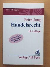 Jung HANDELSRECHT Lehrbuch Übersichten Beispiele FÄLLE HGB BGB 10. A Jura Examen