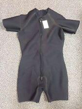 Harvey's Wetsuit:  3mm Plush Shorty Front Zip- Mens Size Medium