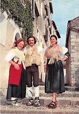 Cartolina - Postcard - San Donato Val Comino - Costumi - 1984