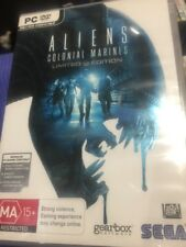 PC DVD Rom Aliens Colonial Marines Limited Edition