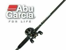 Abu Garcia Pro Max Spinning Lure Baitcast Combo Fishing Rod+ Reel 6ft 6in 15-45g