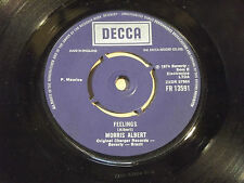 "Morris Albert-feelings/come To My Life (ven a mi vida) - 7"" (13)"