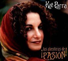 Kat Parra: Las Aventuras de Pasion!  Audio CD