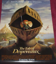 Cinema Poster: TALE OF DESPEREAUX, THE 2008 (One Sheet) Emma Watson