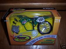 Ertl Mountain Dew Kawasaki 1:9 KX 125 Die-Cast MIB