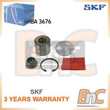 SKF REAR WHEEL BEARING KIT RENAULT OEM VKBA3676 7701208059