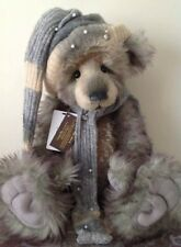 Very Rare HTF Charlie Bears Isabelle Lee FROST Ltd Edition of 300 Worldwide