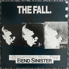 """THE FALL - """"Bend Sinister"""" LP Beggars Banquet Indie"""