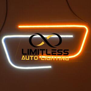 C-light Switchback LED Board For 2015-2018 Subaru WRX STI Headlight