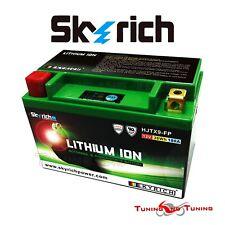 Batteria Litio SKYRICH HJTX9-FP / 12V / Spunto CCA 180 / Peso 0,70 kg