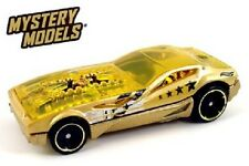 Hot Wheels Mystery Models #3 Chase Bye Focal 2 II with Sticker Pillow Pack