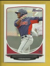 Dorssys Paulino RC 2013 Bowman Draft Top Prospect Rookie Card # TP-41 Indians