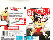 The Ringer-2005-Johnny Knoxville-Movie- DVD