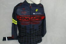 Hincapie Sportswear Pro Cycling Team Long Sleeve Jersey Gray Size Small NEW