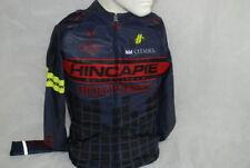 Hincapie Sportswear Pro Cycling Team Long Sleeve Jersey Gray Size Small NEW