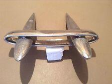 1956 Nash Rambler Hood fender Ornament Original Used Part # 25676 Jet Bomb # 1