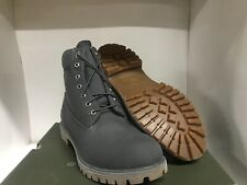 """Timberland 6"""" Premium Canvas Boot Forged Iron Mens SIze 11.5"""