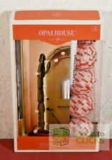 Opalhouse- Lantern Outdoor String Lights Red/White, 10 Ct