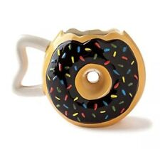 The Donut Ceramic Mug Cup Hot Coffee Tea Decor Big Funny Mouth Toys Great Gift