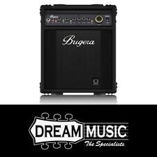 Bugera Ultrabass BXD12 Bass Combo Amplifier SAVE $154 off RRP $769