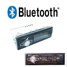 AUTORADIO STEREO AUTO RADIO 45WX4 TELECOMANDO BLUETOOTH SLOT SD USB AUX MP3 7202