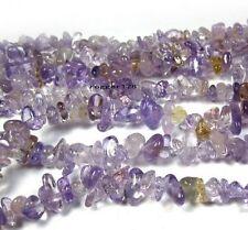"5-8mm natural ametrine chip beads strand chips 16"" Gemstone"