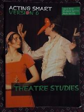 Theatre Studies, Acting Smart, version 6, GBL1