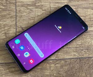 "Samsung Galaxy S9 (SM-G960F), Lilac Purple, 64GB, 5.8"" Super AMOLED -815"