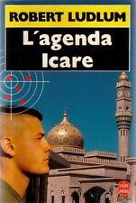 L'agenda Icare.Robert LUDLUM.Livre de Poche L004