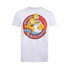 "The Simpsons ""duff Beer"" Official Mens Tshirt - S M L XL XXL Tee 2xl"