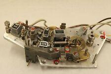 Vintage TANDBERG 10XD tape deck PARTS - HEAD Assembly