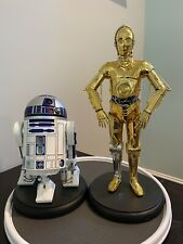 SIDESHOW STAR WARS C-3PO AND R2-D2 PREMIUM FORMAT FIGURE 1/4 EXCLUSIVE 94/200
