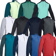 Under Armour Men's UA Storm Daytona 1/2 Zip Long Sleeve Golf Sweater Sports Top