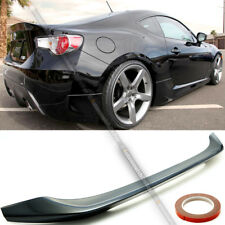 Fits 13 14 15 16 FRS BRZ JDM FA Style Real Carbon Fiber Rear Trunk Wing Spoiler