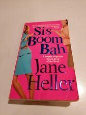 Sis Boom Bah by Jane Heller (Paperback) Novel