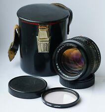 Carl Zeiss Aus Jena PRAKTICAR (Pancolar) MC f/1.4 50mm Lens PB EOS NEX