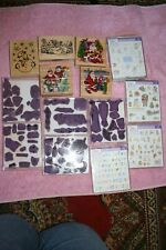 Card Making Rubber Stamps 150 PLUS!! JOB LOT!!!