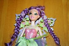 2006 Fairytopia Magic of Rainbow Glee Barbie Doll/Used-Sold As Is-No Box